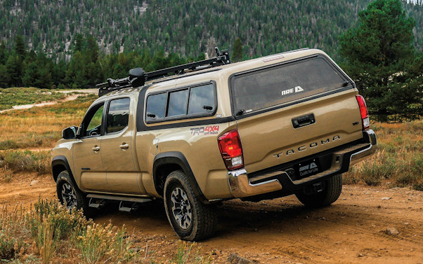 Toyota Tacoma Topper For Sale >> Cape Truck Accessories Truck Caps Running Boards Toppers